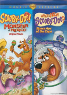 Scooby-Doo!: And The Monster Of Mexico / Whats New Scooby-Doo?: Space Ape At The Cape (2 Pack)