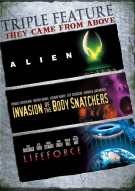 Alien: 20th Anniversary / Invasion / Life (Triple Feature)
