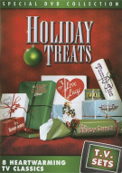 T.V. Sets: Holiday Treats