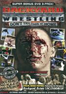 Backyard Wrestling Super Bonus 3 Pack