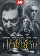 Legends Of Horror - 50 Movie Pack