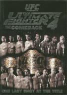UFC: The Ultimate Fighter - Season 4