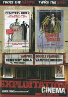 Cemetery Girls / Vampire Hookers (Exploitation Cinema Double Feature)
