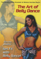 Art Of Bellydance: Get Fit With Bellydance With Jindra
