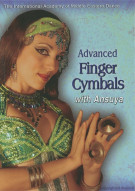 Advanced Finger Cymbals For Bellydance Instruction With Ansuya