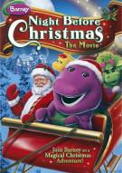 Barney: Night Before Christmas - The Movie
