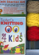 Art Of Knitting For Kids, The (Starter Kit)