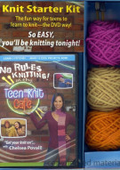 No Rules Knitting At The Teen Knit Cafe (Starter Kit)