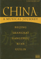 Chinese Musical Journey, A: 5 DVD Box Set