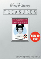 Mickey Mouse Club Presents Annette, The: 1957 - 1958 Season - Walt Disney Treasures Limited Edition Tin