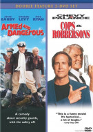 Armed And Dangerous / Cops And Robbersons (Double Feature)