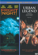 Fright Night / Urban Legend (Double Feature)
