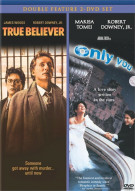 True Believer / Only You (1994) (Double Feature)