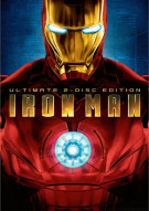 Iron Man: Ultimate 2-Disc Edition