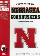 University Of Nebraska: Cornhuskers Collectors Edition