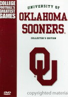 University Of Oklahoma: Sooners Collectors Edition