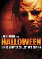 Halloween: 3 Disc Unrated Collectors Edition (2007)
