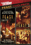 Feast: Unrated / Feast II: Sloppy Seconds (2 Pack)