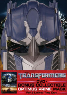 Transformers (with Optimus Prime Mask)