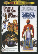 Battle Beneath The Earth / The Ultimate Warrior (Double Feature)