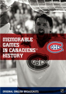 NHL: Memorable Games In Canadiens History