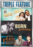 Awful Truth, The / Born Yesterday / His Girl Friday (3 Pack)