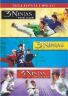 3 Ninjas: Kick Back / 3 Ninjas: High Noon On Mega Mountain / 3 Ninjas: Knuckle Up (Triple Feature)