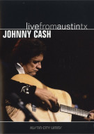 Johnny Cash: Live From Austin, TX - Special Edition