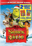 Shrek The Halls / Shrek The Third (Fullscreen) (2 Pack)