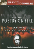 Poetry On Fire: Volume 1