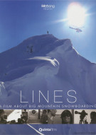 Lines: A Film About Big Mountain Snowboarding