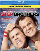 Step Brothers: 2 Disc Unrated Edition