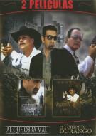 Al Que Obra Mal / El Teniente Durango (Double Feature)