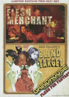 Flesh For Fantasy: The Flesh Merchant / Blind Target (Grindhouse Double Feature)