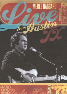 Merle Haggard: Live From Austin, TX (1978)
