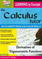 Calculus Tutor, The: Derivatives Of Trigonometric Functions