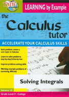 Calculus Tutor, The: Solving Integrals