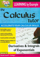 Calculus Tutor, The: Derivatives And Integrals Of Exponentials