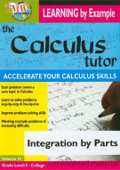 Calculus Tutor, The: Integration By Parts