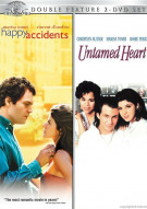 Happy Accidents / Untamed Heart (Double Feature)