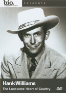 Biography: Hank Williams - The Lonesome Heart Of Country