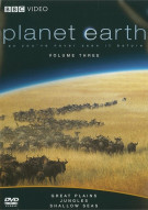 Planet Earth: Great Plains / Jungles / Shallow Seas