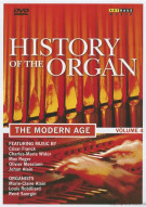 History Of The Organ: Volume 4 - The Modern Age