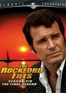 Rockford Files, The: Season Six