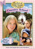 Girls Of Little House On The Prairie, The: Country School