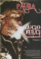 Paura: Lucio Fulci Remembered Volume 1