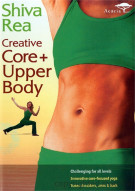 Shiva Rea: Creative Core & Upper Body