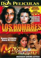 Los Hombres No Deben Llorar / Los Malvivientes (Double Feature)