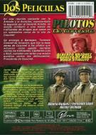 Pilotos De Combate / Caballos De Acero (Double Feature)