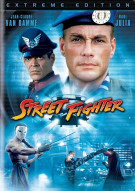 Street Fighter: Extreme Edition